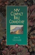 NIV Compact Bible Commentary Paperback