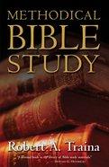 Methodical Bible Study Paperback
