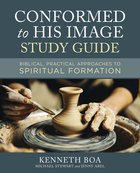 Conformed to His Image Study Guide eBook
