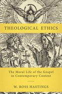 Theological Ethics eBook