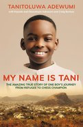 My Name is Tani eBook