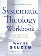 Systematic Theology Workbook eBook
