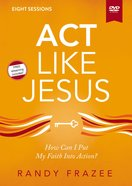 Act Like Jesus Study Guide eBook