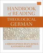 Handbook of Reading Theological German Paperback