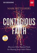 Contagious Faith Video: Discover Your Natural Style For Sharing Jesus With Others (Study) DVD