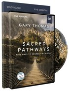 Sacred Pathways: 9 Ways to Connect With God (5 Sessions) (Dvd And Study Guide) Pack