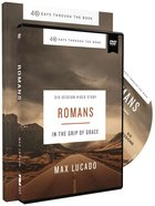 Romans Study Guide (40 Days Through The Book Series) eBook