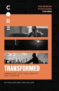 Transformed: God Gives Meaning and Mission (Study Guide) Paperback