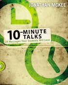 10 Minute Talks Paperback