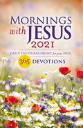 Mornings With Jesus 2021 eBook