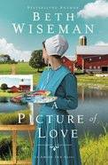 A Picture of Love (Amish Inn Novels Series) Paperback