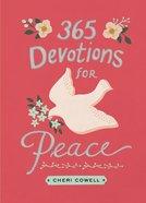 365 Devotions For Peace Hardback