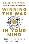 Winning the War in Your Mind eBook