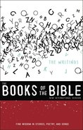 The Writings - Find Wisdom in Stories, Poetry and Songs (Black Letter Edition) (With Dust Jacket) (#03 in Niv Book Of The Bible Series) Hardback