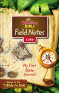 NIV Adventure Bible Field Notes Luke Paperback