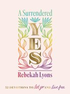 A Surrendered Yes eBook