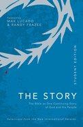 NIV the Story Student Edition Comfort Print Paperback