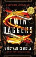 Twin Daggers Hardback