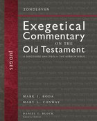 Judges (Zondervan Exegetical Commentary On The Old Testament Series) Hardback