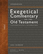 Joel (Zondervan Exegetical Commentary On The Old Testament Series) Hardback