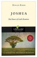 Joshua (Lifeguide Bible Study Series) Paperback
