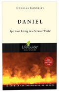 Daniel (Lifeguide Bible Study Series) Paperback