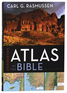 Zondervan Atlas of the Bible Hardback