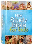 NIRV Study Bible For Kids (Black Letter Edition) Hardback