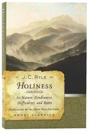 Holiness (Abridged) (Moody Classic Series) Paperback
