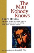 The Man Nobody Knows Paperback