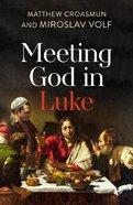Meeting God in Luke Paperback
