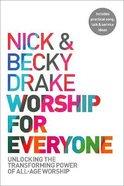 Worship For Everyone Paperback