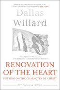 Renovation of the Heart (20th Anniversary Edition) Paperback