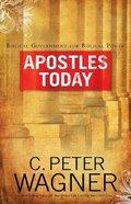Apostles Today Paperback