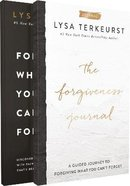 Forgiving What You Can't Forget + the Forgiveness Journal Hardback