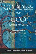 Goddess and God in the World Paperback