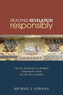 Reading Revelation Responsibly Paperback