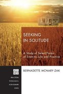 Ptms: Seeking in Solitude Paperback