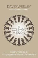 A Common Mission Paperback
