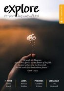 Explore: For Your Daily Walk With God (Jul-sep 2021) Paperback