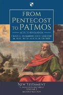 From Pentecost to Patmos: Acts to Revelation: An Introduction and Survey (Revised and Updated) (2nd Edition) Paperback