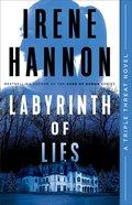 Labyrinth of Lies (Triple Threat Book #2) eBook