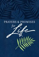 Prayers & Promises For Life Imitation Leather