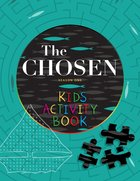 The Chosen Kids Activity Book  (Season One) Paperback