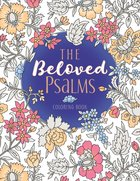 The Beloved Psalms (Adult Coloring Books Series) Paperback