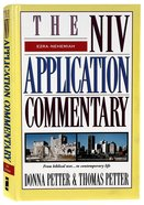Ezra Nehemiah (Niv Application Commentary Series) Hardback