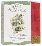 Christmas Boxed Cards: For Special Friends & Family (Phil 1:7 Nlt) Box