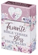 Box of Blessings: Favorite Bible Verses to Bless the Heart Box