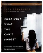 Forgiving What You Can't Forget: Discover How to Move On, Make Peace With Painful Memories and Create a Life That's Beautiful Again (Study Guide) Paperback