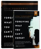 Forgiving What You Can't Forget: Discover How to Move On, Make Peace With Painful Memories, and Create a Life That's Beautiful Again (Study Guide With Pack